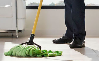 Office hard floor cleaning services in West Molesey