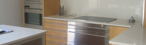 The entire kitchen area is included in the end of tenancy cleaning service